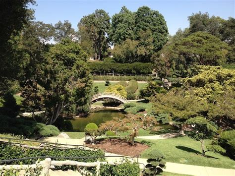 Huntington Library And Botanical Gardens by Huntington Library Collections And Botanical Gardens