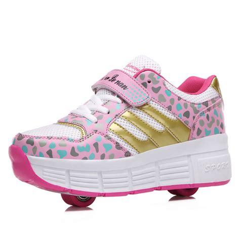 aliexpress buy new heelys roller wheel shoes for