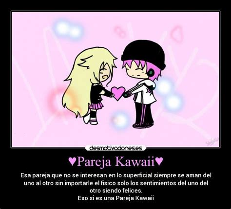 imagenes de anime kawai de amor pareja kawaii desmotivaciones