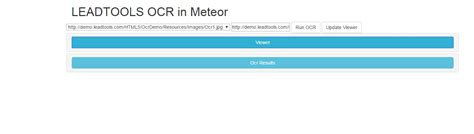 tutorial bootstrap meteor leadtools ocr in meteor and bootstrap 25 projects in 25