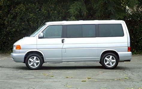 used 2003 volkswagen eurovan pricing for sale edmunds