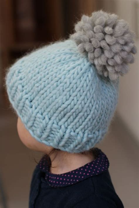 Easy Bobble Hat By Helen Stewart Free Beginners Hat