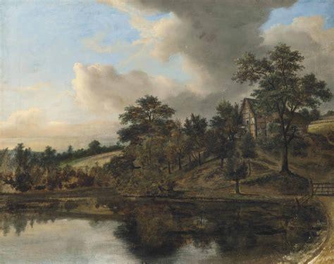 Circle Of Jacob Van Ruisdael Haarlem 1628 9 C 1682