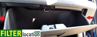 dodge ram cabin filter location get free image about