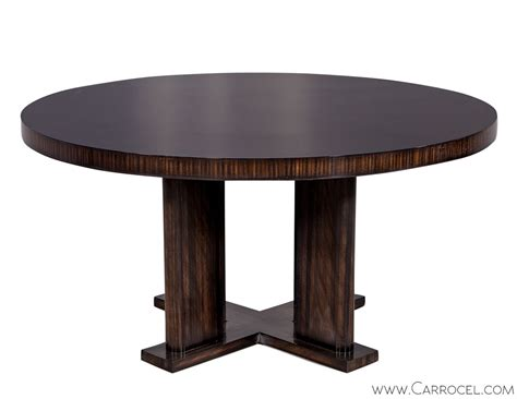 second hand changing table custom modern round macassar dining table second hand