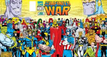 Infinity Wars Marvel 3 Infinity War Le Retour De Thanos Marvel Planet