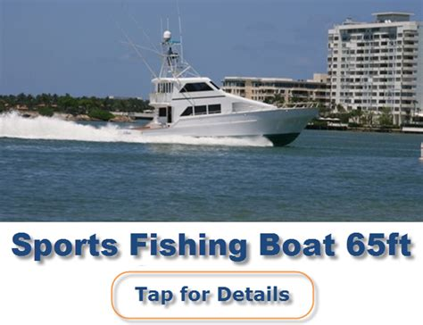 fishing boat rental prices yachts for charter in miami best rates large fleet