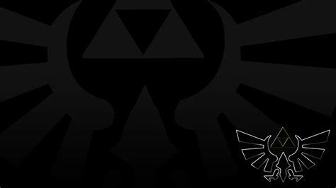black and white zelda wallpaper zelda triforce 1920x1080 by rdjpn on deviantart
