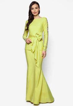 Kebaya Flowrose koleksi baju raya flow by nh oleh nurita harith hari raya eid inspiration
