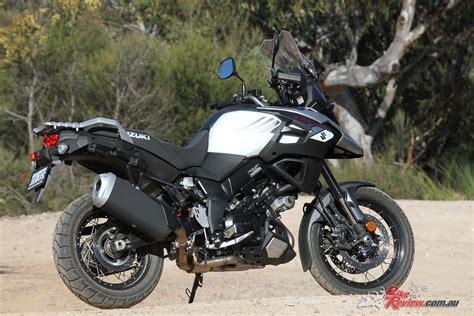review  suzuki  strom xt bike review
