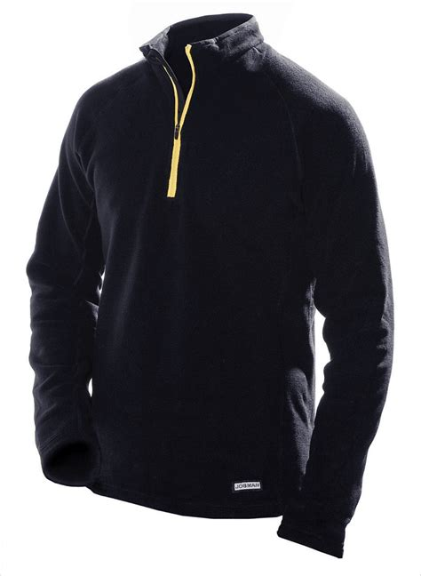 fleece sweater jobman layer 2 fleece sweater 5562