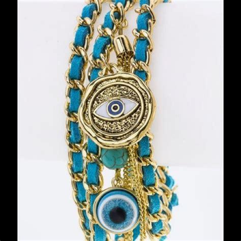 Anting Tassel Handmade Kode A 09 26 handmade jewelry evil eye charm with tassel wrap