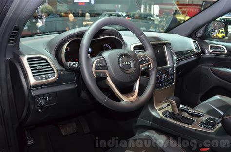 2016 jeep cherokee interior jeep grand cherokee 75th anniversary edition interior at