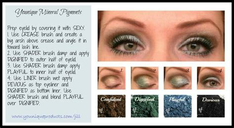 younique tutorial eyeliner younique makeup tutorial all about makeup pinterest
