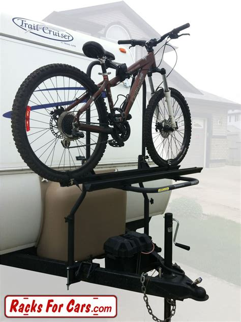 25 best ideas about rv bike rack on cing