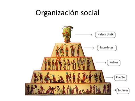 imagenes sociedad maya organizacion politica y social