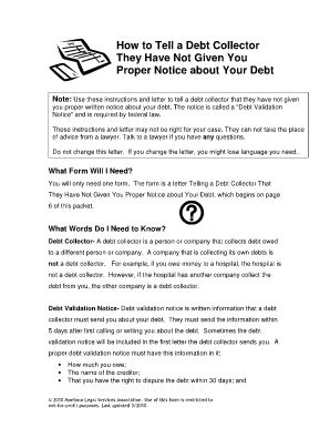 Verification Letter Of Debt Letter Of Validation As A Child Fill Printable Fillable Blank Pdffiller
