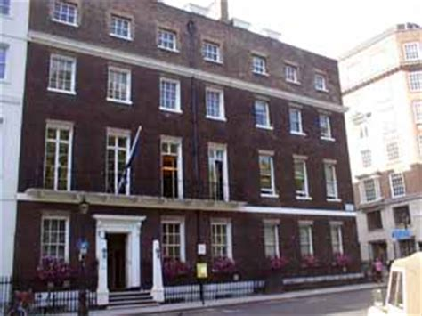 Chatham House by Blue Plaque Ada Countess Of Cyberpunk