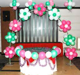Birthday Decoration Ideas At Home With Balloons Balloon Decoration Ideas Home Caprice