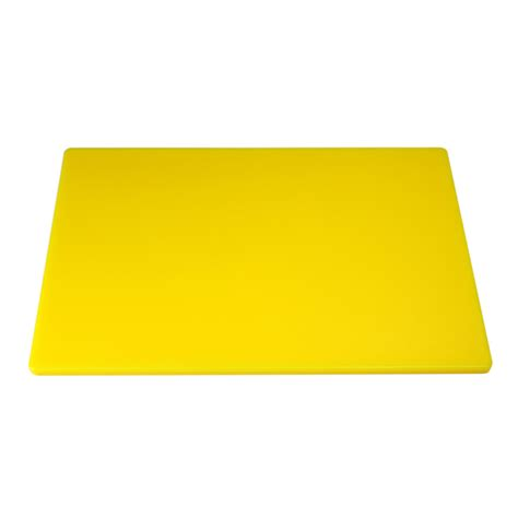 Different Kitchen Knives chopping board 18 quot x 12 quot x 189 quot yellow zodiac