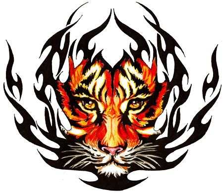 tribal tattoos wiki image tribal tiger tattoos designs 05 1 png animal jam