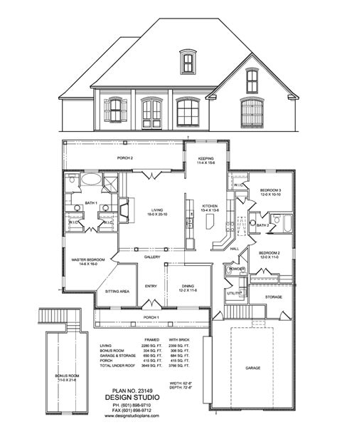 home design studio ridgeland ms plan 23149 design studio