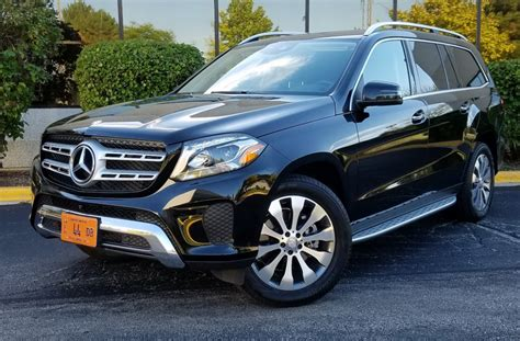 test drive 2017 mercedes gls450 the daily drive