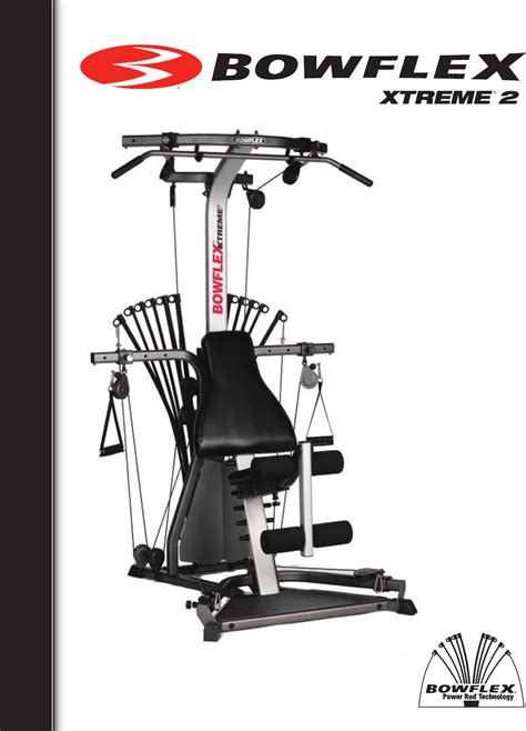 bowflex home xtreme 2 se user guide manualsonline