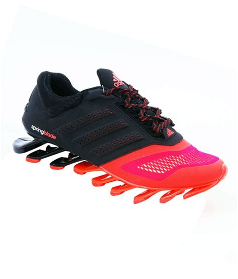 Adidas Blade Kode Df4834 1 adidas blade black and imported sports shoes