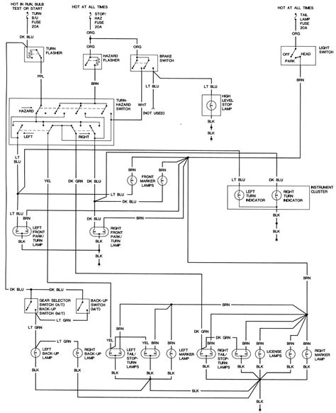 fiero wiring diagram 1986 fiero wiring diagram efcaviation