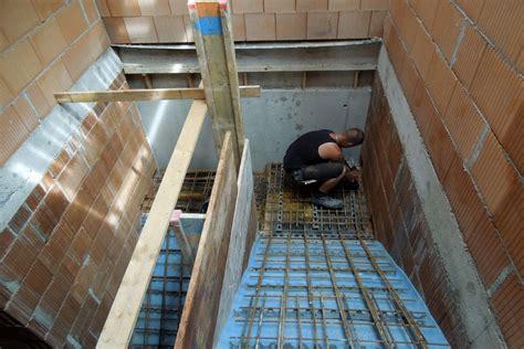 fliesen wiegärtner das treppenhaus entsteht baublog wir bauen unser