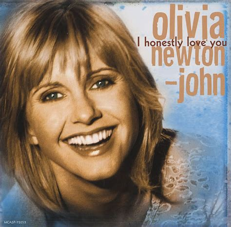olivia newton john i honestly love you lyrics olivia newton john i honestly love you us promo cd single