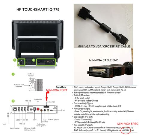 Vga Hp Mini mini vga cable hp support forum 2739331