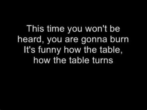 bullet for alone lyrics