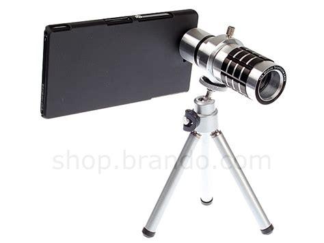 professional sony xperia z 12x zoom telescope with tripod stand