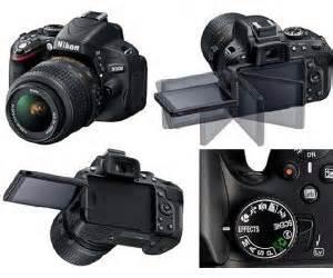 Dan Spec Kamera Nikon D5100 nikon d5100 price in malaysia specs technave