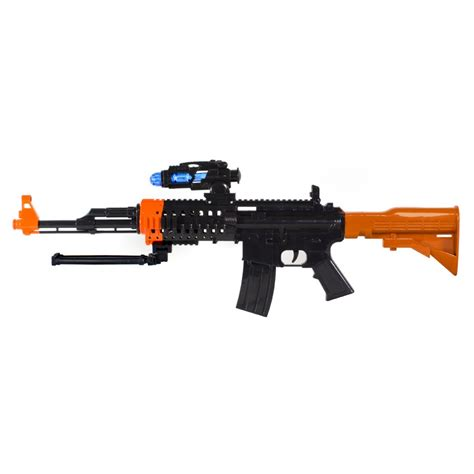 Western Decorations For Home by Kids Army Super Commando Toy Gun Combo 2