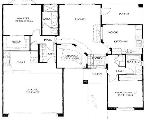 sun city summerlin floor plans sun city summerlin floor plans monarch