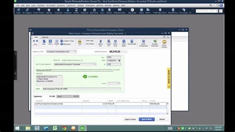 quickbooks tutorial on reconciliation quickbooks desktop tutorial fix reconciliation