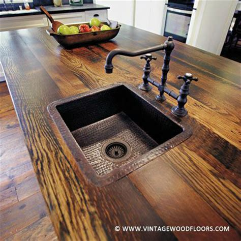 Rustic Bar Top Ideas by 44 Reclaimed Wood Rustic Countertop Ideas Decoholic