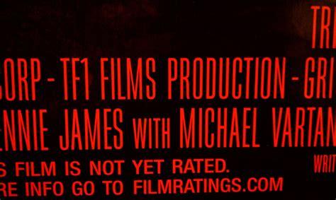 font poster movie poster font forum dafont com