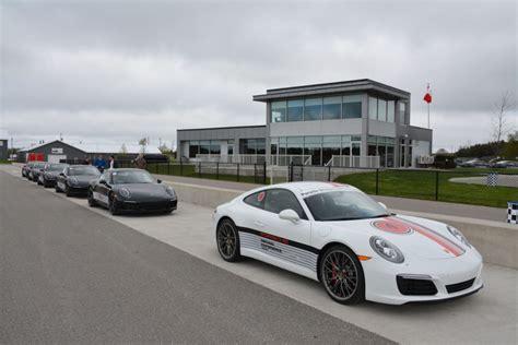 Porsche Sport Driving School by Porsche Sport Driving School Comes To Canada Trackworthy