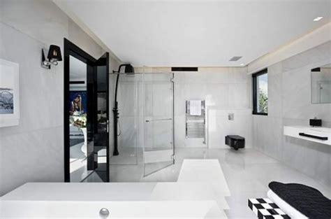 modern bathroom interior landscape iroonie com modern private house designs with nice lighting fixtures