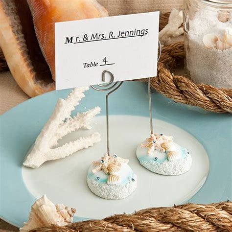 s a themed place card holders in 2019 seashell favors place card holders