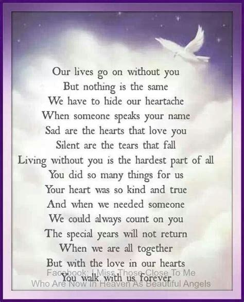 loving memory  phenillipa francois benerby grandmother grief poems