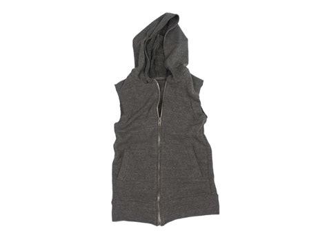 Hooded Vest babyeggi 187 sleeveless hooded vest