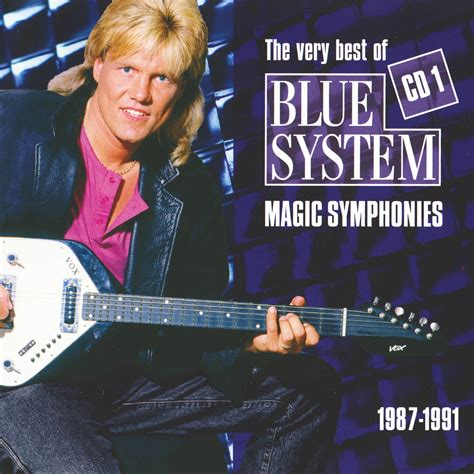 system of a best of album the best of blue system magic symphonies cd1 blue