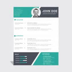 Curriculum Vitae Download by Corporate Curriculum Vitae Vector Free Download