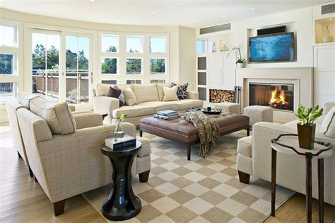 large living room things to consider when decorating large living room