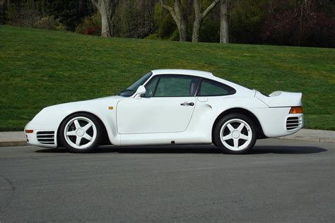 porsche prototype for sale the original porsche 959 prototype from 1986